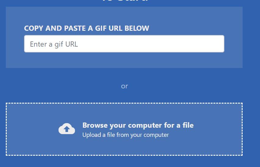 Gifntext在线给GIF添加字幕、水印、编辑等。